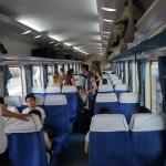 Zugreise von Tianjin nach Datong