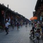 Markt in Pinyao